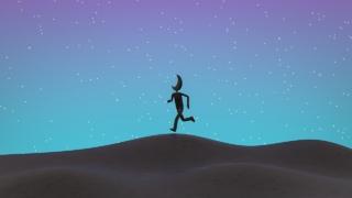 Fantasy Moon Fairy Tale Silhouette  - 愚木混株CDD20 / Pixabay